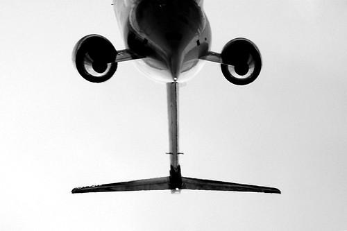 aircraft face