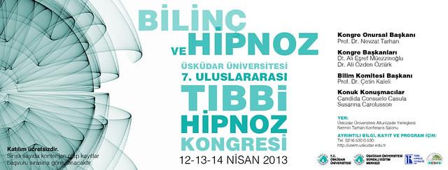 7. Uluslararası Tıbbi Hipnoz Kongresi Üsküdar Üniversitesi'nde gerçekleştirilecek