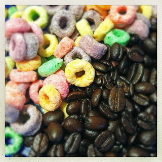 Fruit Loops & Coffee Beans