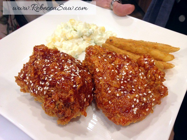 kfc korean crunch chicken in malaysia -001