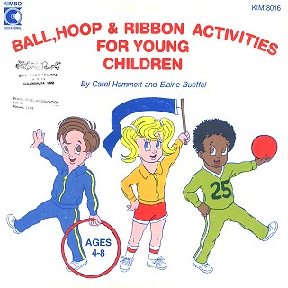 Ball, Hoop and Ribbon Activities