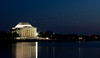 Jefferson at night by vpickering