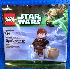 Hoth Han Solo - May the Fourth Promo