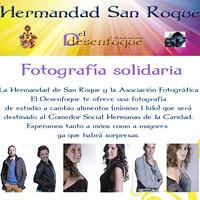 Fotografía solidaria en San Roque