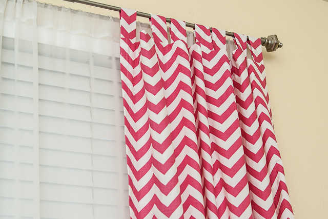 Curtains Ideas chevron print curtains : STITCHED by Crystal: Tutorial: Easy Sew Curtains