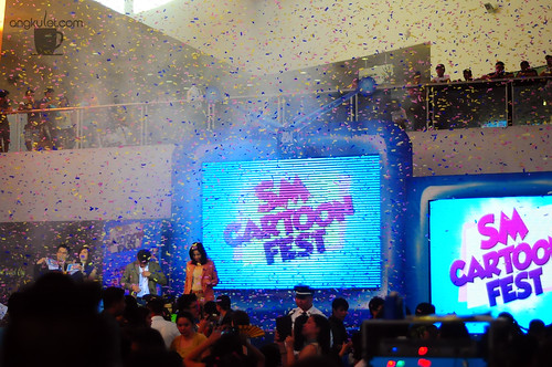 SM Cartoon Fest - SM City Fairview