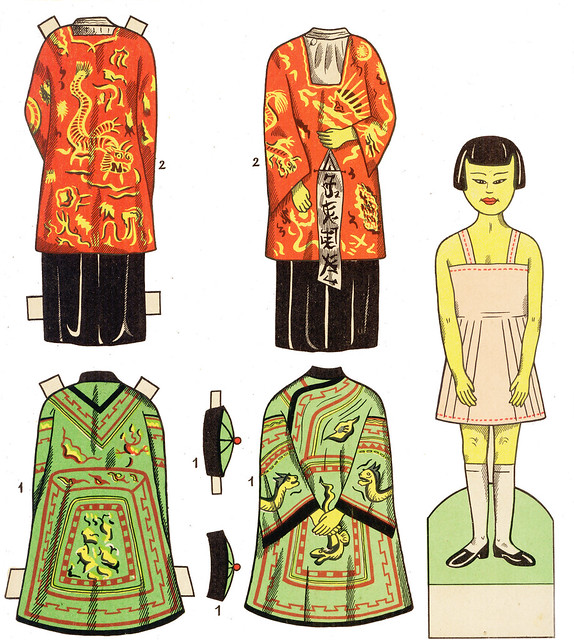 The china faced doll essay