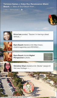 Facebook Home: Notifications + Chat Heads