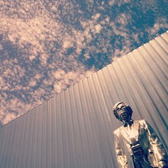Andy did you hear about this one... (The Andy Monument @ @CAMHouston)