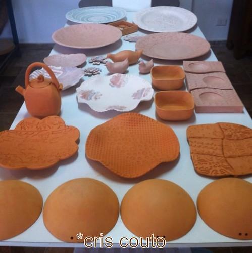 Biscoitos cerâmicos by cris couto 73