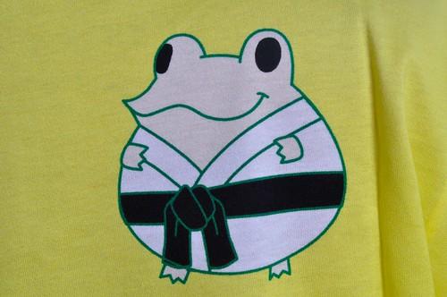 プレミアムバンダイ FROGSTYLE フロッグスタイル オリジナルTシャツ