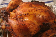 Achiote Roasted Chicken