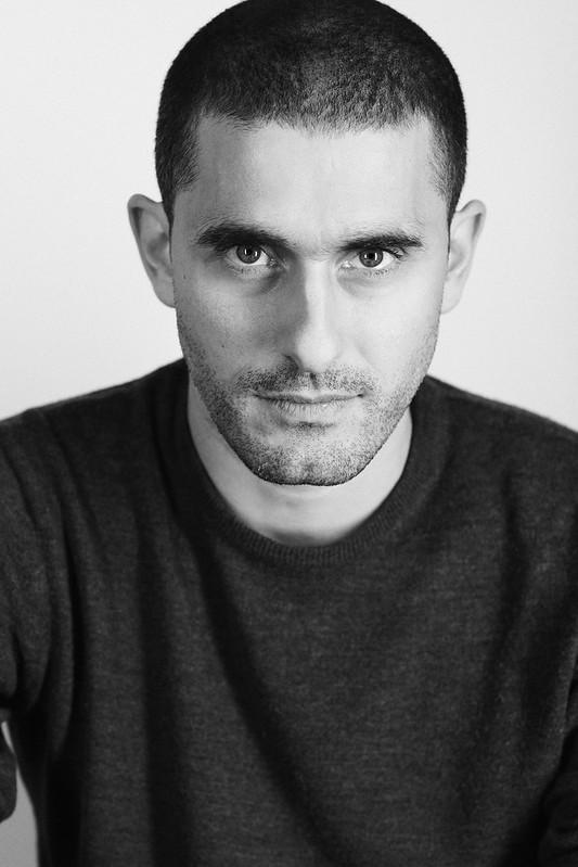 Felipe Oliveira Baptista, portrait by Rene Habermacher ©