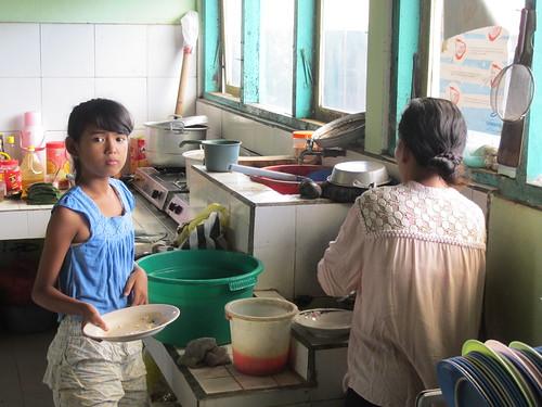Disabilities Children Home Volunteer Project