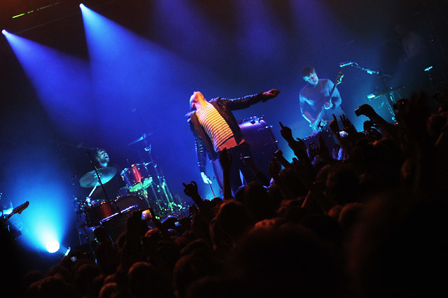 Imagine Dragons @ Debaser Medis