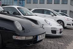 porsche 911 gt2(0.0), porsche 911(0.0), porsche carrera gt(0.0), automobile(1.0), automotive exterior(1.0), wheel(1.0), vehicle(1.0), performance car(1.0), automotive design(1.0), porsche(1.0), porsche cayman(1.0), bumper(1.0), land vehicle(1.0), luxury vehicle(1.0), supercar(1.0), sports car(1.0),