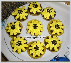 ayçiçeği muffin-2