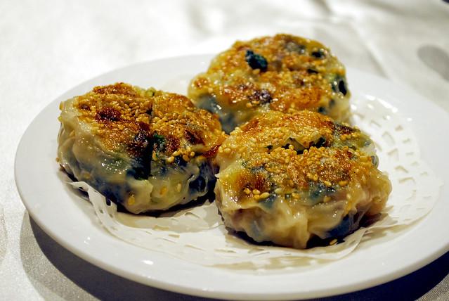 Leek Dumplings