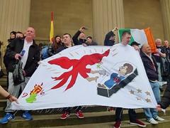 Thatcher Demo Liverpool