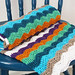 Crochet baby blanket by Happy-in-Red