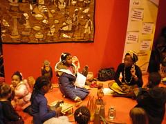 Storytelling at Salon du Livre 2013