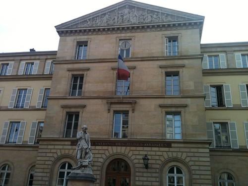 Institut national des jeunes aveugles - Paris