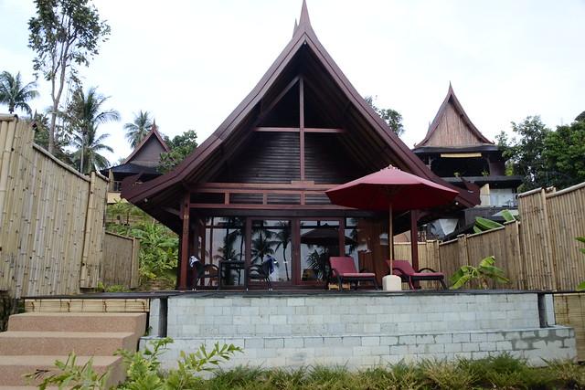 Private Balinese villa