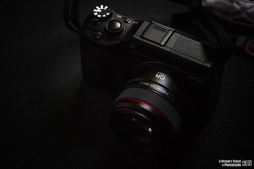 Ricoh GXR + A12 50mm