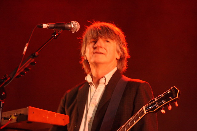 Neil Finn and the Pyjama Club