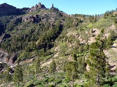 Gran Canaria - El Monje (Roque Nublo)