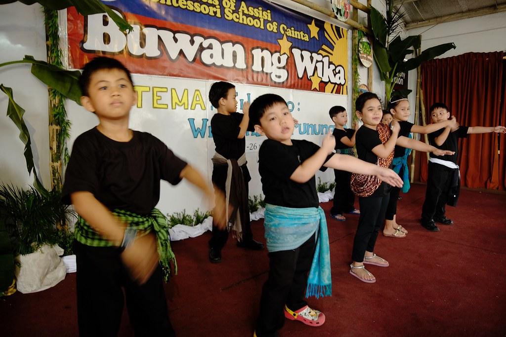 Buwan ng Wika 2016: Grades 1-3   BUWAN NG WIKA 2016 By: Juli