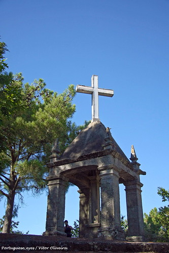 Cruzeiro do Mosteiro de Santa Maria de Cárquere - Portugal