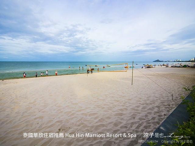 泰國華欣住宿推薦 Hua Hin Marriott Resort & Spa 17