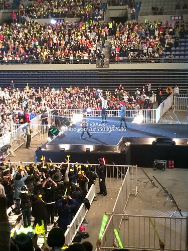 G-Dragon, Seung Ri & Tae Yang - V.I.P GATHERING in Harbin - Aws- - 02