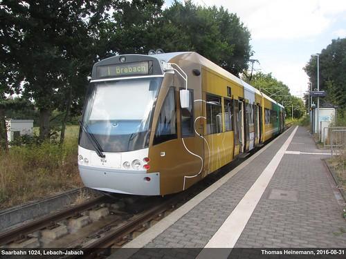 Saarbahn 1024