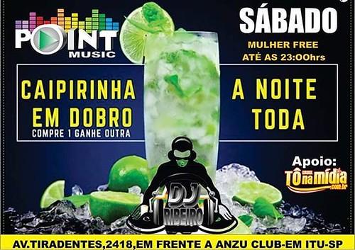 É NESTE SÁBADO A PARTIR DAS 22:00 HORAS... >>>NOITE DA CAIPIRINHA<<< DOUBLE CAIPIRINHA  >>>COMPRANDO UMA, GANHA OUTRA<<< É ISSO MESMO!!! NA COMPRA DE UMA CAIPIRINHA VOCÊ GANHA OUTRA, CAIPIRINHA  E TEM MAIS >>>MULHER FREE ATE AS 23:00hrs<<< ISSO MESMO MULH