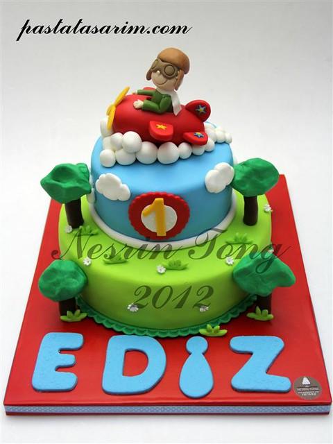 1st birthday cake - ediz (Medium)