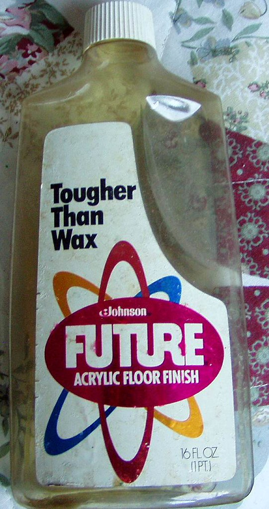 Future Floor Wax Floor Wax Future Floor Wax Floor