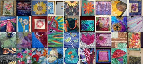 36 quilts from the Project QUILTING 'Annie's Vision' Challenge