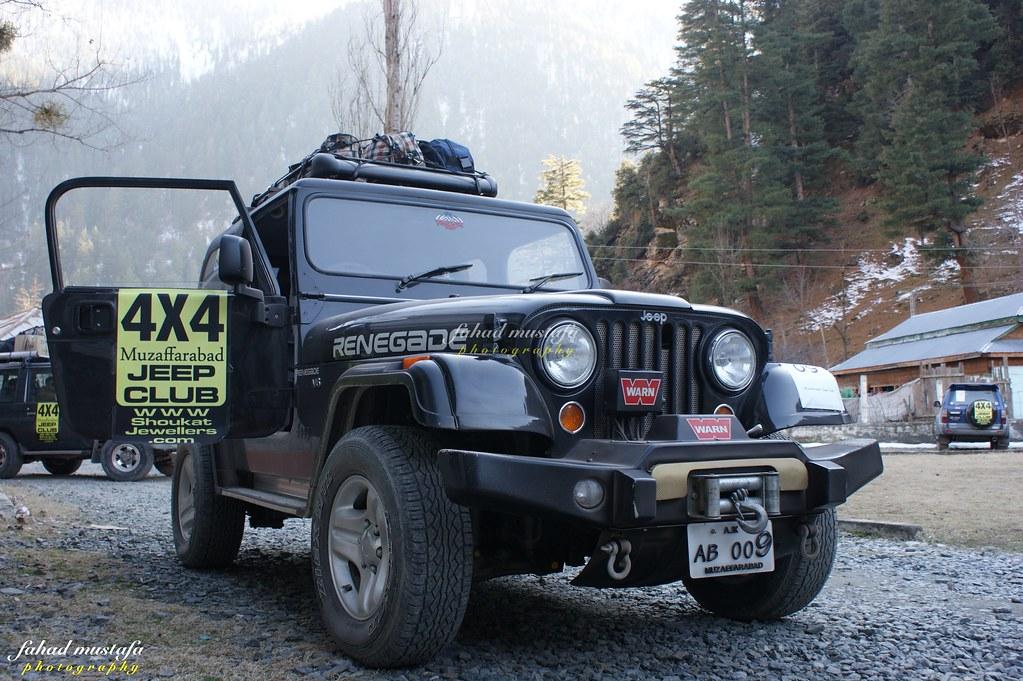 Muzaffarabad Jeep Club Neelum Snow Cross - 8468204233 0a62d26ef8 b