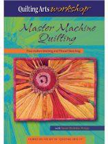 Master Machine Quilting by susan brubaker knapp