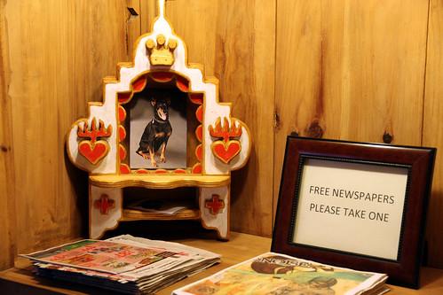 La Posada - Shrine to Dear Pet