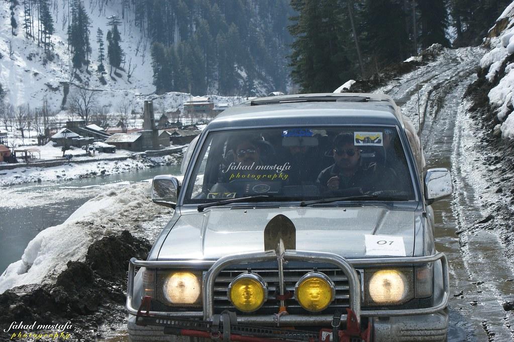 Muzaffarabad Jeep Club Neelum Snow Cross - 8471896708 4f9be6c238 b