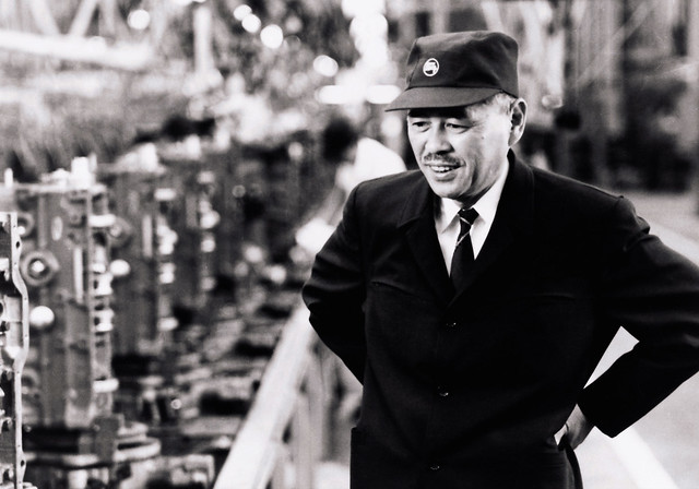 TMHE's Toyota History – Taiichi Ohno, Inventor of the Toyota Production System (TPS)