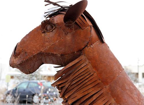 La Posada - Camel and Car