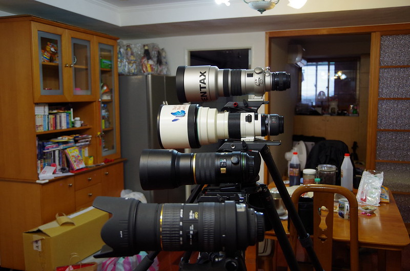 新春期間DA 300mm FA400mm  DA560mm FA250-600mm 實拍