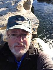 Geocaching at McKinney Falls State Park