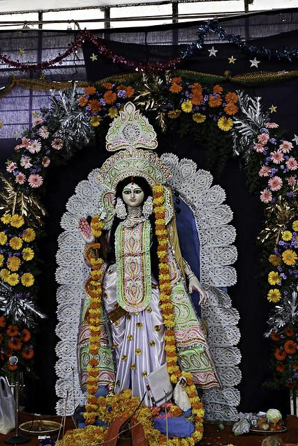 Saraswati Puja 2013