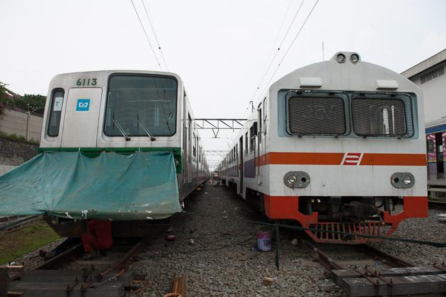 TokyoMetro Seri6000 6113F dan KL3-76