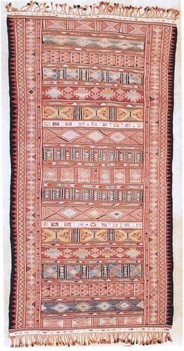 tapis de  Zaer